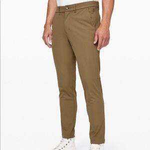Lululemon Men Commission Pant Slim